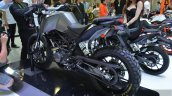 KTM Duke 200 Custom rear left three quarter at 2014 Thailand International Motor Expo