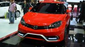 MG 3 at the Thailand International Motor Expo 2014 front