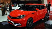 MG 3  at the Thailand International Motor Expo 2014