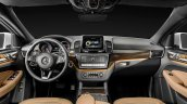 Mercedes GLE Coupe press shot dashboard