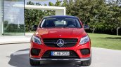 Mercedes GLE Coupe press shot front