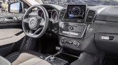 Mercedes GLE Coupe press shot interior
