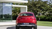 Mercedes GLE Coupe press shot rear
