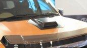 Modified Tata Safari Storme bug deflector at Autocar Performance Show 2014