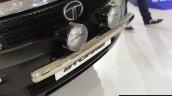 Modified Tata Safari Storme bumper guard at Autocar Performance Show 2014