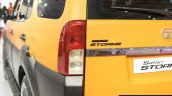Modified Tata Safari Storme taillight at Autocar Performance Show 2014