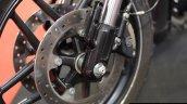 Motomiu Katungo Uno (custom Harley Davidson Street 750) disc at Autocar Performance Show 2014