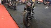 Motomiu Katungo Uno (custom Harley Davidson Street 750) front at Autocar Performance Show 2014