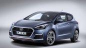 New Hyundai i30 Turbo front three quarters