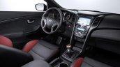 New Hyundai i30 Turbo interior (2)