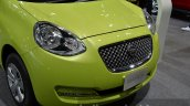 Nissan March Limited Edition grille at the 2014 Thailand Motor Expo