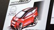 Proton Design Competition 2014 Proton Falco concept