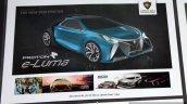 Proton Design Competition 2014 e-Luma