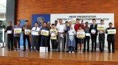 Proton Design Competition 2014 winners