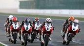 Sarath Kumar at Honda Asia Dream Cup 2014 race