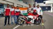 Sarath Kumar at Honda Asia Dream Cup 2014