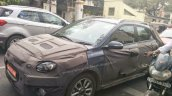 Spied Hyundai Elite i20 Cross front quarter