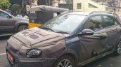 Spied Hyundai Elite i20 Cross front