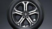 Suzuki Vitara Web Black Edition 17-inch alloy wheels