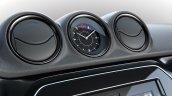 Suzuki Vitara Web Black Edition dash clock