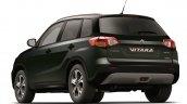 Suzuki Vitara Web Black Edition rear three quarter
