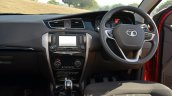 Tata Bolt 1.2T dash Review