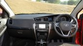 Tata Bolt 1.2T dashboard Review