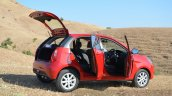 Tata Bolt 1.2T doors open Review