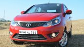 Tata Bolt 1.2T front quarter Review