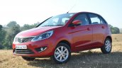 Tata Bolt 1.2T front quarters Review