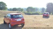 Tata Bolt 1.2T rear angles Review