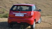 Tata Bolt 1.2T rear quarter angle Review