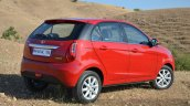 Tata Bolt 1.2T rear quarters view Review