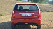 Tata Bolt 1.2T rear shot Review