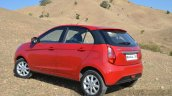 Tata Bolt 1.2T rear three quarter Review