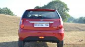 Tata Bolt 1.2T rear view Review