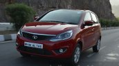 Tata Bolt 1.2T tracking shot Review