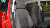 Tata Bolt front seats