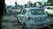 Tata Kite rear hatch spied