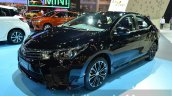 Toyota Corolla Altis ES Sport front quarter at 2014 Thailand Motor Expo