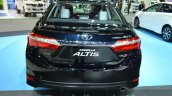 Toyota Corolla Altis ES Sport rear at 2014 Thailand Motor Expo