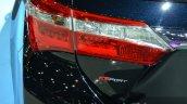 Toyota Corolla Altis ES Sport taillight at 2014 Thailand Motor Expo