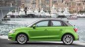 Audi A1 Sportback side