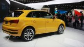 2015 Audi Q3 Facelift at the 2015 Detroit Auto Show