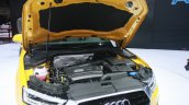 2015 Audi Q3 Facelift engine at the 2015 Detroit Auto Show