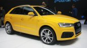 2015 Audi Q3 Facelift front quarters at the 2015 Detroit Auto Show