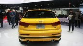 2015 Audi Q3 Facelift rear at the 2015 Detroit Auto Show