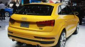 2015 Audi Q3 Facelift rear quarters at the 2015 Detroit Auto Show
