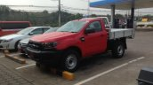 2015 Ford Ranger front three quarter spied
