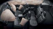 2015 Honda CR-V interior airbags Malaysia